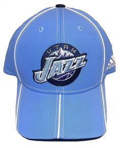 best service e185e f2a4b adidas Utah Jazz Structured Flex Hat - S M,  10.99 Utah Jazz, Caps