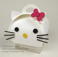 Curvy Keepsake Hello Kitty