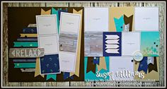Just Crazy Blessed : 'No Worries' Scrapbooking Workshop with Cutting Files!