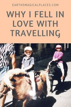 The reason I fell in love with travelling!! Tips/Inspiration/The World/Hacks/Wandering/Photographs