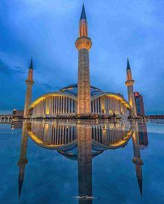 Bilkent Ahmet Hamdi Akseki Mosque-Ankara