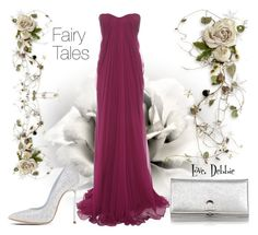 """""""Fairy Tales"""" by debbie-michailides ❤ liked on Polyvore featuring Alexander McQueen, Casadei and Salvatore Ferragamo"""