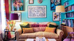 最有風格的居家生活:12個名人的個性化空間 7