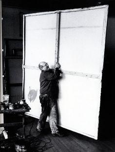 mark rothko in studio - Google Search