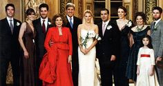 John Kerry's Daughter Married Iranian National; Best Man Was Son Of Iran's Minister of Foreign Affairs