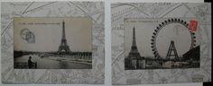 Set of 2 Paris Art Prints, Destination Paris II & IV by Unknown   eBay $9.99