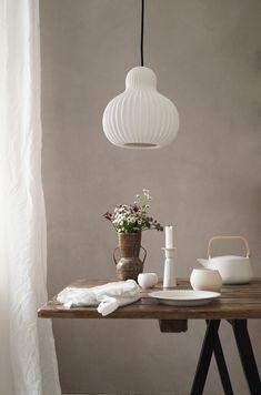 Lustra Snowbell White Matt, Ø 18 cm Pendant Design, Danish Design, Sweet Home, Ceiling Lights, Lighting, Elegant, Interior, House, Furniture