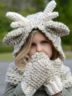 Femmes: Vêtements Friendly Bonnet Hiver Femme Papa Pique Maman Coud Tout Doux Vêtements, Accessoires