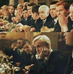 Drago<<um no nope nope not at all it is DRACO EFFING MALFOY NOT DRAGO THATS HHTYD BRUH