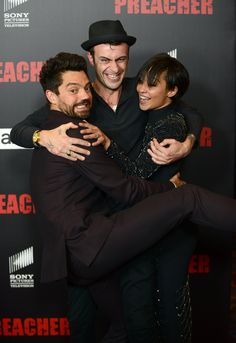Preacher's Dominic Cooper and Ruth Negga Have a Far More Traditional Relationship Off Screen