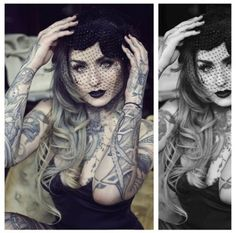 I don't remember her name but she was a contestant on Ink Masters. Girl Tattoos, Ashley, Tattoos, Inked Girls, Female Tattoo, Ink Master, Hot Tattoos, Tattooed Girls Models, Tattoed Girls