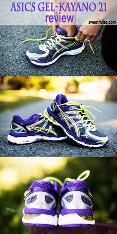 asics gel kayano review #running #asics #runningshoes