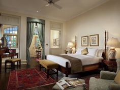 2014 New Four-Star Hotel: Raffles Singapore, Singapore #forbestravelguide