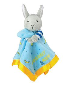 Another great find on #zulily! Goodnight Moon Lovey Blanket #zulilyfinds