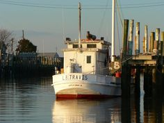 Travel | Delaware | Bowers Beach | St Jones River | Murderkill River | Frederica | Small Towns | Fishing Town