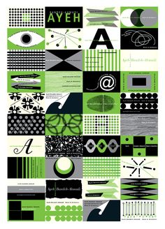 Barbara deWilde, Co-creation - A Very Graphic Poster