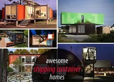 awesome shipping container homes 25 Shipping Container Homes & Structures Designed With an Urban Touch