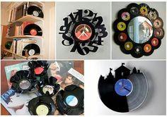 Recoclaje discos
