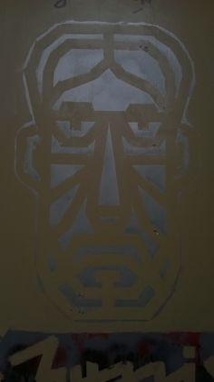 silver stencil