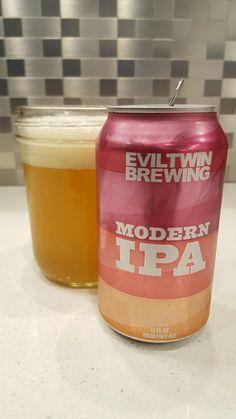 Eviltwin Brewing Modern IPA