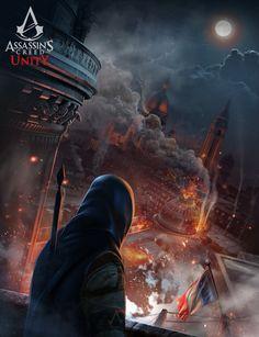 Assassin's Creed Art Exhibition, Giovanni Maisto on ArtStation at http://www.artstation.com/artwork/assassin-s-creed-art-exhibition-dabf8cdd-660d-4b5b-8d31-55f2c93f2a32