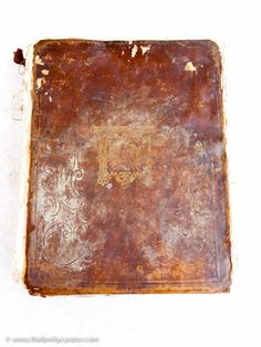 Great tips from Denise Levenick on how to care for old family Bibles via The Catholic Gene blog.