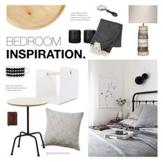 """Bedroom Inspiration"" by little-bumblebee ❤ liked on Polyvore featuring interior, interiors, interior design, home, home decor, interior decorating, Jamie Young, Marimekko, DAY Birger et Mikkelsen and XLBoom"