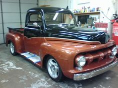 51 ford , I have one of these and it will look similar to this when i am done with it