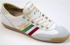 Serafini Luxury leather sneakers