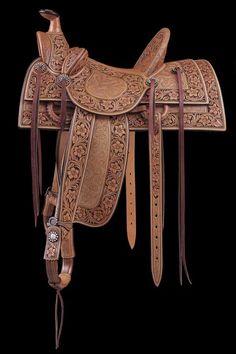 Rick Bean saddle (again)