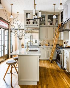 Image result for 12 foot ceiling kitchen