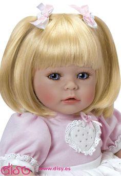 #muñecas #muñecasadora #adoradolls Muñecas Adora dolls - Muñeca Hearts Aflutter www.disy.es