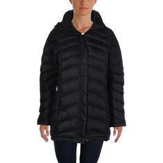 The North Face Womens Goose Down Quilted Puffer Coat