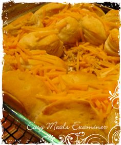 Creamy hamburger casserole recipe - National easy meals | Examiner.com