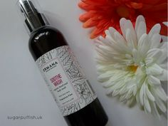 Review Ermana Soothe Organic Hand & Body Wash with Aloe Vera