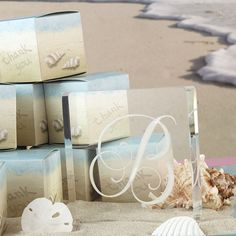 beach theme weddings | Popular Beach Theme Wedding Favors