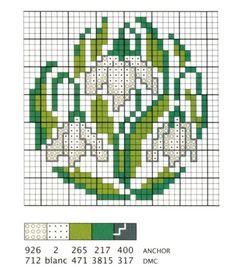 Академия: Альбом пользователя Lara_businka: Урок  Оплетение пасхального яйца . Часть первая - поясок (схемы и набор бисера).