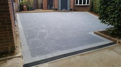 grey paved driveway - Google Search