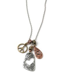 Day Dreamer Necklace lia sophia