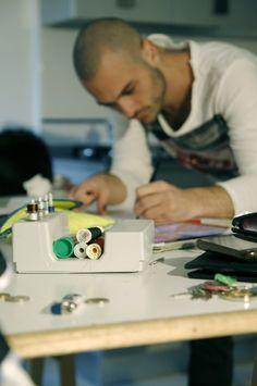 Alessandro Pilato couture