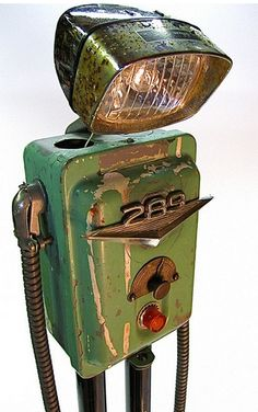Recycled Robot.