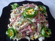 Delicious and easy salad
