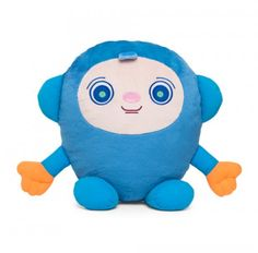 Jumbo Peek-A-Boo I See You Plush Toy  Your baby favorite jumbo Peek-A-Boo will be the best cuddling friend. This furry cutie can make your baby smile all the time! From BabyFirst with Love!