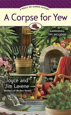 A Corpse for Yew (Peggy Lee Garden Series #5)