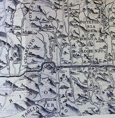 Il Mugello (stampa del 1747)