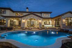 Clean European | Vanguard Studio | Architect Austin, Texas Texas Mansions, Austin Texas, Dream Homes, My House, New Homes, Houses, House Design, Cleaning, Studio