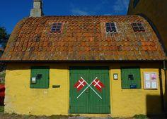 Christiansø, The Sea Rescue Station Knock Knock, Heaven, Doors, Sea, Holidays, Sky, Holidays Events, Heavens, Holiday