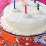 White BirthdayCake Low Carb Pinterest George stella White
