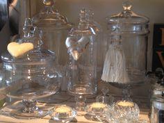 Jars ~ Tassels & Hearts ~ Aroha Soaps New Zealand Ltd Mason Jar Lamp, Soaps, Tassels, Hearts, Table Lamp, Crystals, Antiques, Gifts, Home Decor