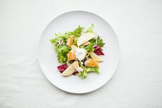 Smoked Trout and Apple Salad // The Year in Food